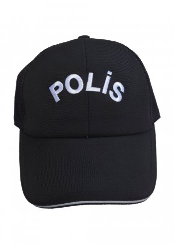 Polis Fileli Gorev Sapkasi