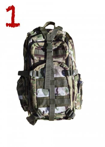 Askeri Tactical Sirt Cantalari