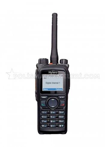 hytera PD785 DMR UHF Dijital Lisansli El Telsizi