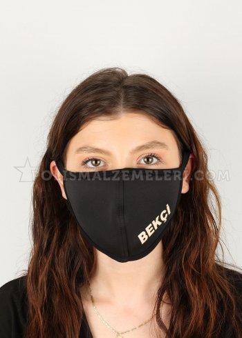 Nano yıkanabilir fosforlu bekçi maskesi