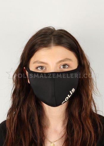 Nano yıkanabilir fosforlu polis maskesi